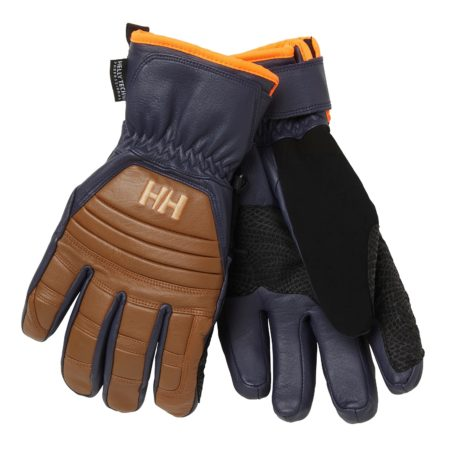 Helly Hansen - Guanti Sci Ullr Leather HT