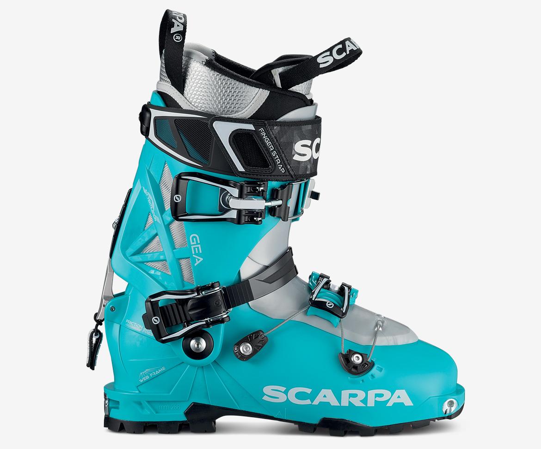 buy popular bda91 7c558 SCARPA - Scarpone Sci Alpinismo Donna Gea Performance