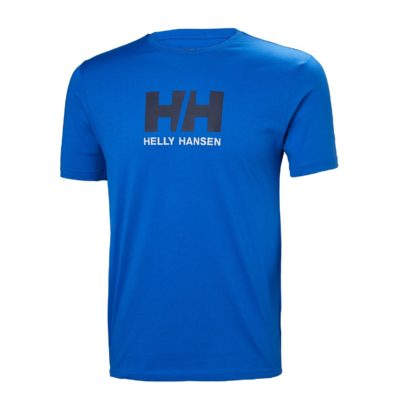 HH Logo T-shirt Olimpian Blue