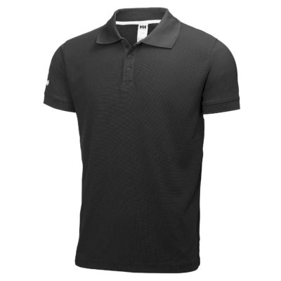 crewline polo Ebony