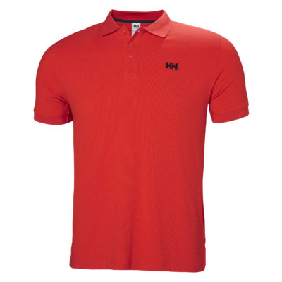 Driftline polo alert red