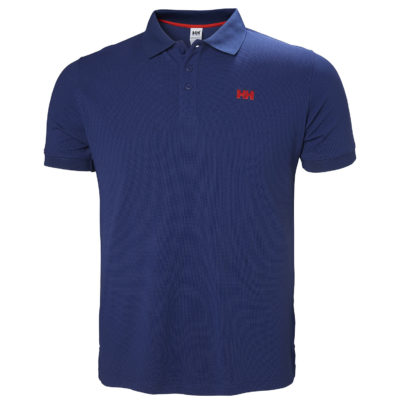 Driftline polo catalina blue
