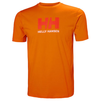 HH Logo T-shirt Blaze orange
