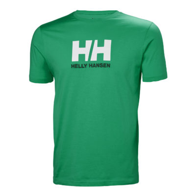 HH Logo T-shirt Pepper green