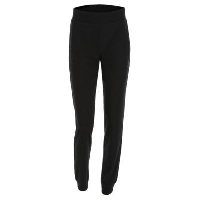 INTERLOCK PANT S9WBCP2 N- BLACK