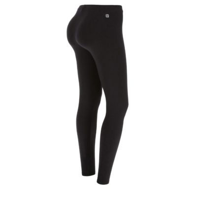 PANTALONE 78 IN COTONE S9WFTP2 N- BLACK