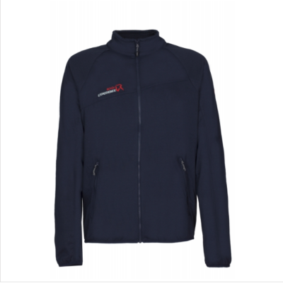 larkin f zip man fleece