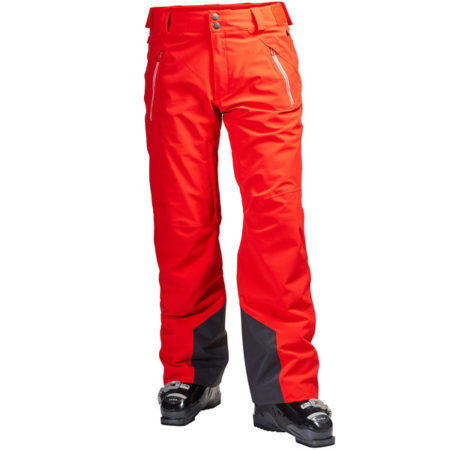 Force Pant Alert Red