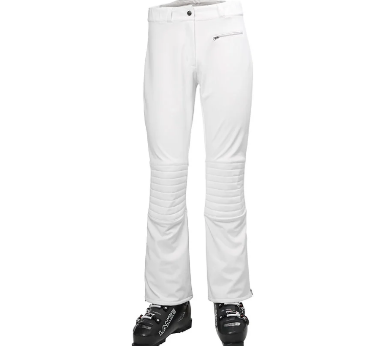Helly Hansen – Pantalone Sci W Bellissimo Pant Bianco