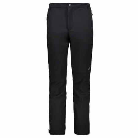 Junior Unisex 3Y84800-U901 CMP Completo intimo Pantalone+Maglia Nero Art